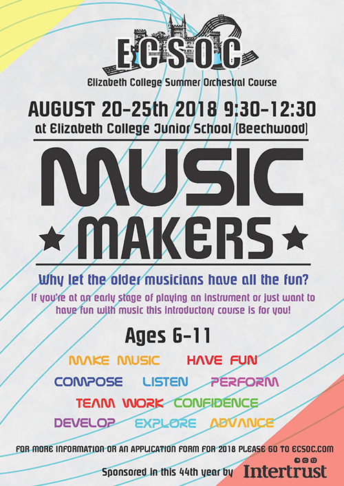 Music Makers Poster
